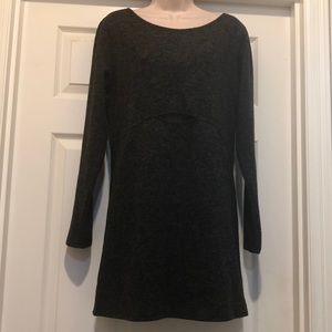 Like New Wild Fable Dress Size XL, Dark Grey color